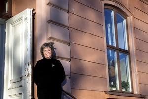Ingegerd Balaz arbetar med barn med särskilda behov på Pralinen i Köping.