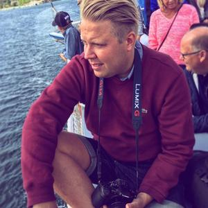 Erik Wärlegård.