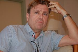 Mora Strands vd Stefan Larsson.