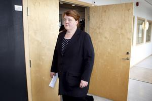 Förundersökningsledare Frieda Gummesson vill ha åtalstiden förlängd mot 44-åringen då förundersökningen ännu inte är klar.