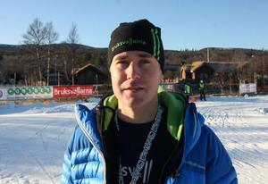 Magnus Myhr var väldigt nöjd med att Bruksvallarna lyckades få till mycket bra tävlingsförhållanden.