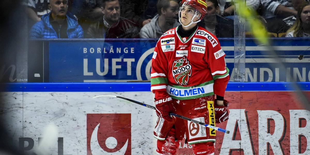 Lämnade Modo efter blundern som skickade laget ur SHL – nu är han klar för spel i KHL