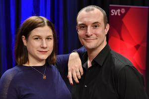 Kristin Lundell och Johan Hilton vann överlägset i