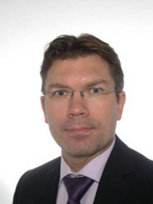 Mattias Johansson är kontorschef i Berg och Härjedalen