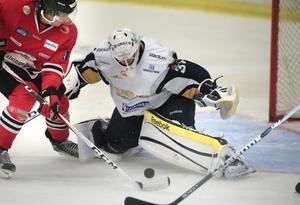 Marcus Åkerlund höll sig framme och klappade in 3–1-målet.