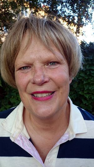 Lena Gunnarsson, före detta LT-medarbetare.
