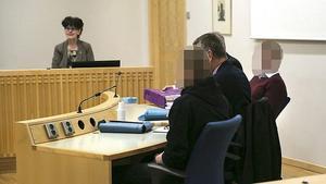 Männen åtalades i Falu tingsrätt tidigare i år.