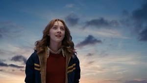 """Ung men bra. Den irländska skådespelerskan Saoirse Ronan är bara 14 år men redan mycket rutinerad. Bland annat spelade hon Briony i """"Försoning""""."""