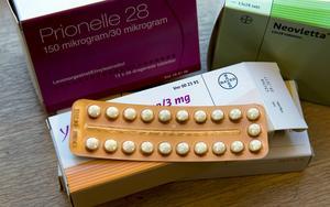 P-piller - något allt fler unga kvinnor säger nej till.