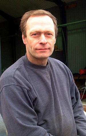 Rolf Borglund, c, tycker att det är dags att omorganisera Ragundas kommunledning.