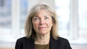 Ann-Leena Mikiver, kommunikationschef på Riksbanken, svarar på kritiken från DT:s ledarredaktion.