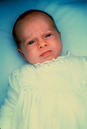 Prinsessan Madeleine 1982.