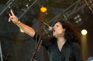 Kreator 2007 på Sweden Rock.