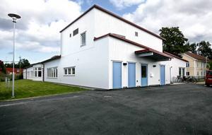 Herrgårdens förskola intill Nynäs herrgård är helt nybyggd. På måndag anländer de första barnen.