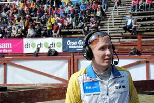 För två år sedan var Jerker Lysell lagom nöjd bronsmedaljör vid EM i Falun.