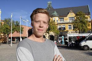 Elias Lundberg.