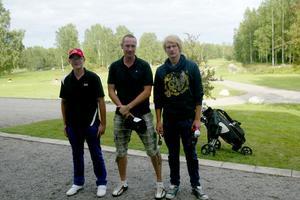 Pär Olsson, Mikael Jonsson och Erik Jonsson tog hem klassegrar.