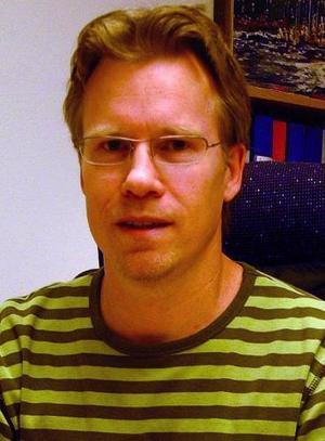 Jörgen  Persson har en tuff uppgift framför sig för att få en ekonomi  i balans.Foto: Ingvar Ericsson