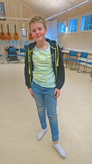 Vincent Sundberg, 4b, Sunnerbyskolan