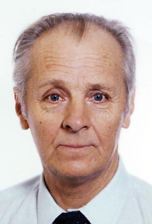 Gunnar Wirenblad, 80 år.