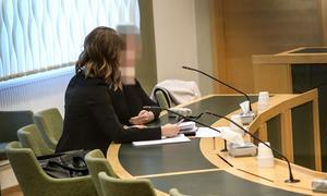 Arkivbild: Västmanlands tingsrätt håller häktningsförhandling i drunkningsfallet mot den 42-åriga kvinnan som tidigare är häktad för det så kallade sommarstugemorden.