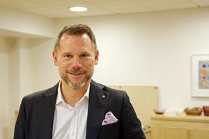 Andreas Svahn (S), regionråd och ordförande i regionstyrelsen.