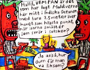 Sara Granér är bara en av de många brutala och smarta kvinnliga serietecknare som just nu är klart ledande i Sverige.