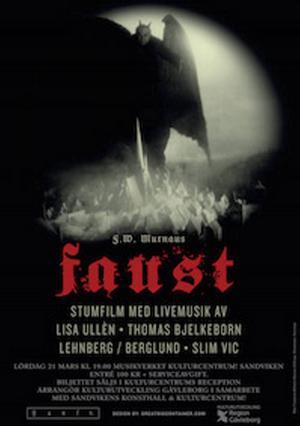 Skräckfilmsklassiker ska visas i Sandviken.