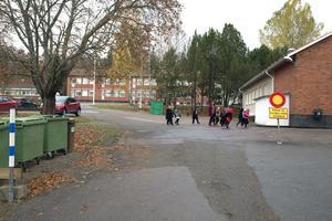 1,5 miljoner kronor föreslås investeras i en trafiksäkrare miljö vid Vinsbo skola i Morgårdshammar.