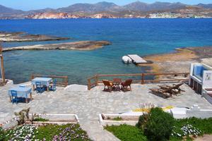 På ön Milos finns en strand för varje smak.