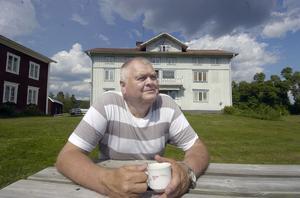 Staffan Iljegård i Vängsbo är vår ledsagare genom bondens kalender.