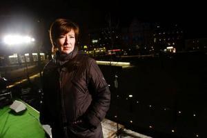 Mona Sahlin säger att glesbygdsrösterna i nästa års riksdagsval kan bli helt avgörande för Socialdemokraterna. foto: ulrika andersson