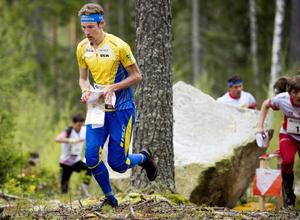 Alftaexporten Erik Rost siktar högt i hemmaterrängen.