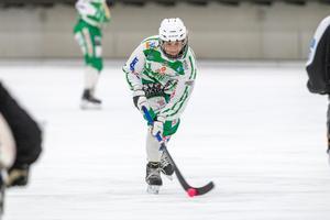 Anna Fosselius värvades till VSK från krisande Hammarby inför den här säsongen.