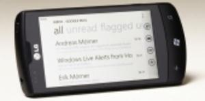 LG Optimus 7 i test
