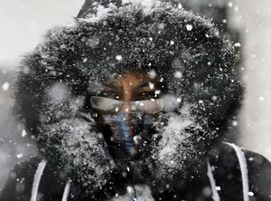 En ovanligt kall inledning på vintern har det varit.