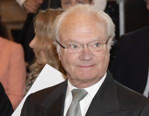 Kung Carl Gustaf  deltar på flera sammankomster under kommande vecka.
