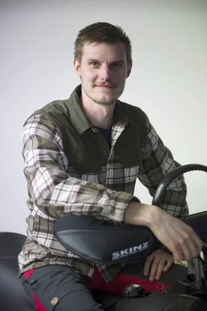 Magnus Holmvall fyller 30 år.
