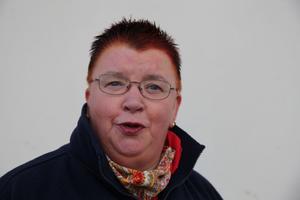 Margaretha Holmgren, Kramfors:– Nej, jag har inte tänkt göra det, men man vet aldrig, det finns ju drop-in-mottagning.