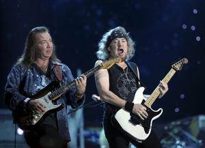 Iron Maiden spelar på Bråvallafestivalen nästa år.