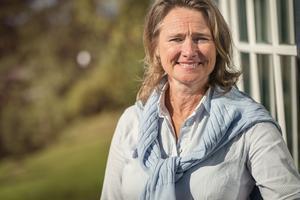 Anette Riesbeck, ordförande kommunstyrelsen, Rättvik.