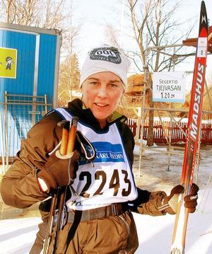 – Första gången jag åkte tog det nio timmar, nu klarade jag av det på sju även om det var tungt sista milen från Eldris, berättade Angelica Bengtsson från Årsunda.Angelica arbetar numera i Åre och där har träningsmöjligheterna varit bättre än hemmavid.