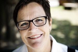 Kommunalrådet Maria Haglund (M) är vice ordförande i programnämnd barn och utbildning.
