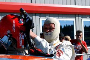 Tomas Engström klättrade från en sjätte till en fjärdeplats i STCC serien.
