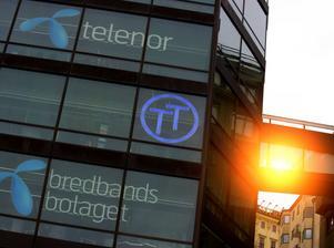 Telenor och dotterbolaget Bredbandsbolaget är överens med Discovery. Arkivbild.