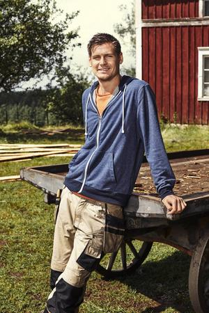 Fredrik Rosenkvist har länge fruktat en kamp i kunskapsgrenen Husförhöret. Han kom till