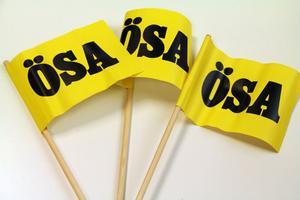 Vimplar kunde användas vid tävlingar i orientering, som blev en ÖSA-sport.
