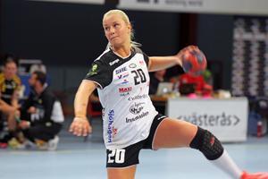 Matilda Forsberg gjorde flest mål för VästeråsIrsta.