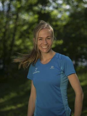 Petra Kindlund från Run Academy håller löparkurser med både nybörjare och avancerade.