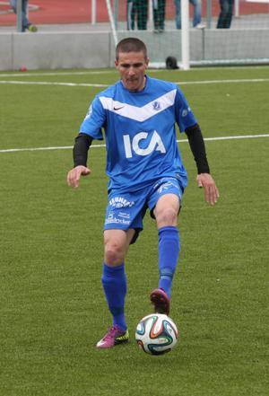 Sergiu Baran gjorde två mål.